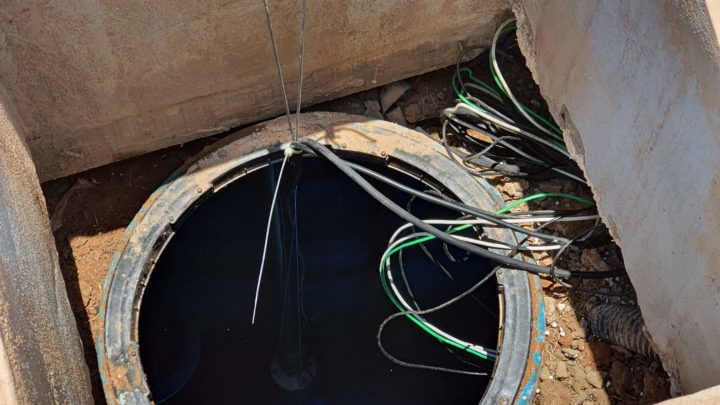 Poço Irrigação