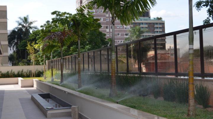 Irrigação Jardim